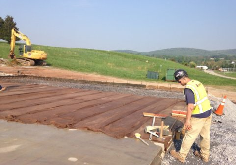 Concrete Paving Fort Detrick, MD